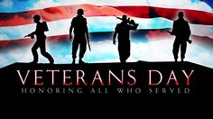 Veterans Day Celebration (11th): Designated an official Regional Site for the Observance of Veterans Day, the city of Gatlinburg invites you to join at Ripley's Aquarium of the Smokies Plaza at 11 a.m. to recognize those who've in the Armed Forces.