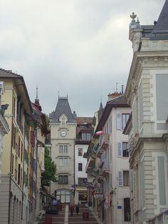Évian-les-Bains, Haute-Savoie.