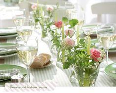 12 tables de printemps