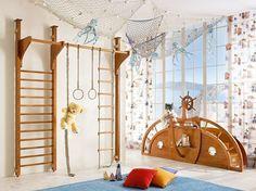 Süße Ideen für die Spielecke im Kinderzimmer
