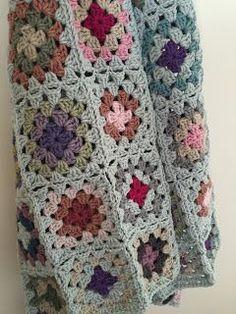 my granny blanket in progress