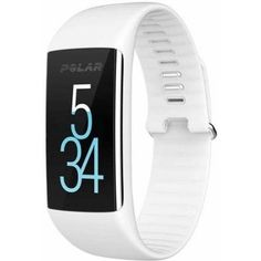 Polar A360 White Small Fitness and Activity Tracker