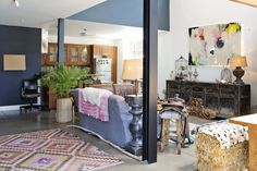 Erin's Layered Bohemian Oakland Loft — House Tour | Apartment Therapy