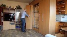 Prodej bytu 2+1 po rekonstrukci, ul. Panelová, Ostrava - Poruba Tall Cabinet Storage, The Originals, Furniture, Home Decor, Decoration Home, Room Decor, Home Furnishings, Arredamento, Interior Decorating
