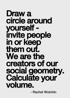 Math Meets Social Interaction~  Great for children to think about and discuss.  Kids can learn that each relationship is a choice!