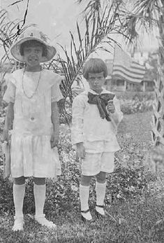 Image detail for -Figure 1.--These two American children, perhaps in South Carloina ...