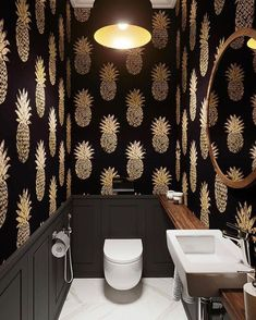 Small Downstairs Toilet, Small Toilet Room, Guest Toilet, Downstairs Bathroom, Toilet Wall, Zebra Bathroom, Bathroom Black, Shower Bathroom, Vanity Bathroom