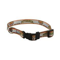 Pittsburgh Pirates Dog Collar - Large