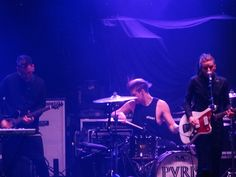 PVRIS, opening act for PTV and SWS World Tour, Orlando 2015