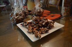 Harvest Brittle - the perfect treat to give