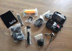 lextreme - Kamera Zubehör Kit,Iextreme 32-in-1 Zubehör Kit für GoPro Hero 4/3/2/1