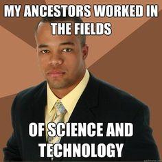 successful black man.
