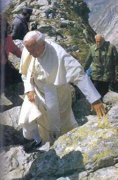 Saint Jean Paul II