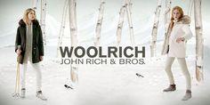 Woolrich macht Lust auf Winterzeit! Herbst/Winter 2015/16 #trends #designer #fashion #woolrich