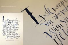 Commission | Written quote by JSD-calligraphy