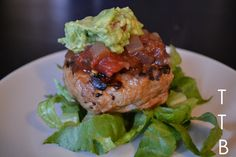 Don't Cave In: Turkey Taco Burgers #paleo #whole30