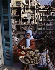 Leven gaat gewoon door, Syrië