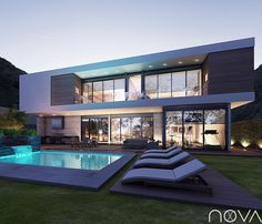 GS House - New Architecture