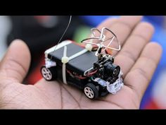 Amazing DIY ideas - Spy Car - YouTube