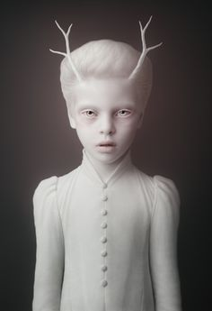 Oleg Dou's Children's Death Portraits.  From Beautiful Decay