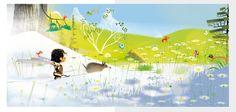 Illustration and Inspiration: Dankerleroux illustration art