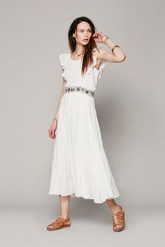 d9fae96ca6c Summer Fashion New Trends. Ver más. carolina k peasant dress - Google  Search Vestidos