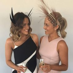 Proof That Nikki Is the Queen of Spring Racing Style