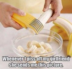 Hmmm... Maybe being single isn't that bad. I don't get this sent to me.