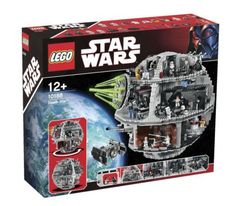 LEGO-Star-Wars-Death-Star-10188-BRAND-NEW-FREE-Express-24-Delivery