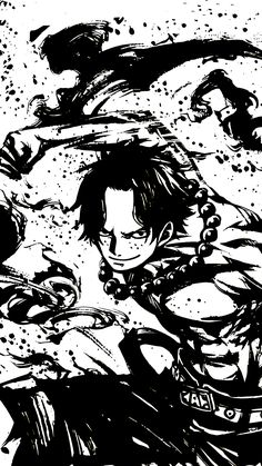 One piece Ace One Piece Seasons, One Piece Ace, Manga Anime, Anime One, Photo Manga, One Piece Tattoos, One Piece Wallpaper Iphone, One Piece Drawing, The Pirate King