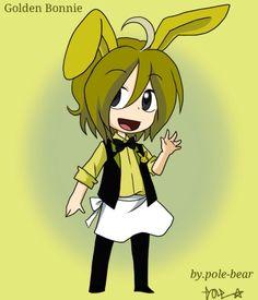 Kid golden Bonnie