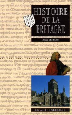 Photo: Histoire de la bretagne - andré CHEDEVILLE