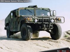 Hummer Humvee Military Vehicle
