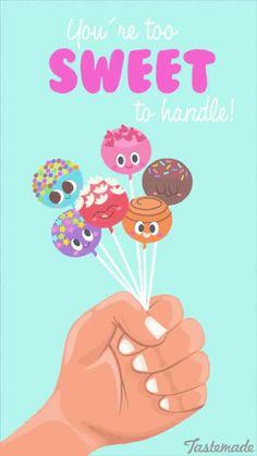 Tastemade media illustrations on snapchat