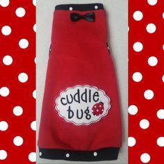 Cuddle Bug. For your Sphynx kitten!!