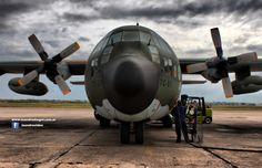 Hercules C-130 Base de El Palomar Fotografia: Leandro Mogni www.leandromogni.com.ar www.facebook.com/leandrovideo
