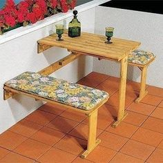 Fascinating Old DIY Wood Pallet Projects Ideas - muebles plegables - Simple Furniture, Home Decor Furniture, Pallet Furniture, Furniture Projects, Diy Home Decor, Furniture Design, Flexible Furniture, Cabinet Furniture, Furniture Plans