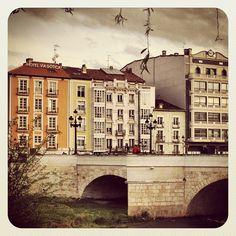 """""""Postcards from #Burgos"""" ...por @fotoludena en #Instagram"""