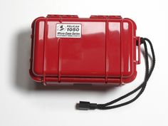 "Watertight Micro Case: 5"" x 7.5"" x 3.13"""