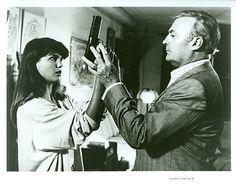EDWARD WOODWARD LORI LOUGHLIN THE EQUALIZER ORIGINAL 1986 CBS TV PHOTO #Photos