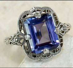 Check out this item in my Etsy shop https://www.etsy.com/listing/244274859/4ct-color-changing-alexandrite-925