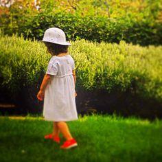 angel in my garden