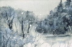 Nevica...