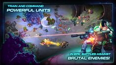 Iron Marines v1.1.3  Mod   Iron Marines v1.1.3  ModRequirements:4.1Overview:We proudly present Iron Marines!! Play it before September 15th to start with a premium hero for free! Get it Now!  From the creators of the award winner Kingdom Rush trilogy comes the most extraordinary space odyssey. A real-time dynamic and deep strategy game that will transport you to amazing and unknown planets. Immersive engaging gameplay ridiculously appealing art and a touch of silly humor. Brave soldiers…