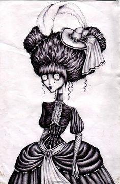tim burton fan art - Google Search