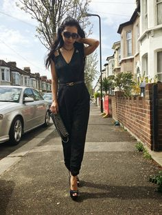 Ashon: Jumpsuits Never Out of Trend: My New LBD