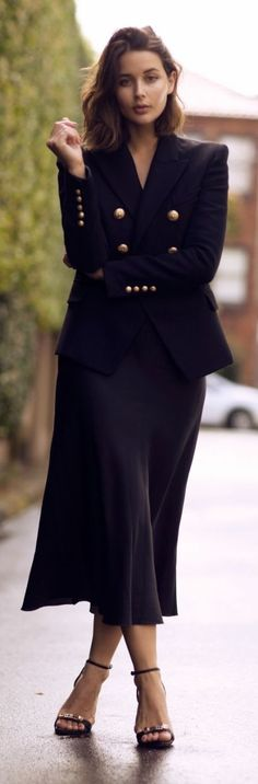 Balmain Blazer Classic Style by Harper & Harley