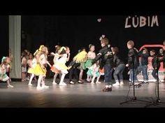Pomáda v MŠ (Grease) - YouTube Music For Kids, Kids Songs, Grease Musical, Chant, Dance Videos, Just Dance, Activities For Kids, Youtube, Musicals