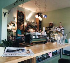 Café Alchemie in Salzburg Salzburg, Wanderlust, Coffee, Home Decor, Coffee Cozy, Coffee Cafe, Summer Vacations, Destinations, Tips