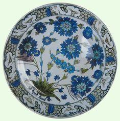 The Fitzwilliam Museum – Isnik Plate